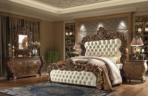 Victorian Bedroom 8011