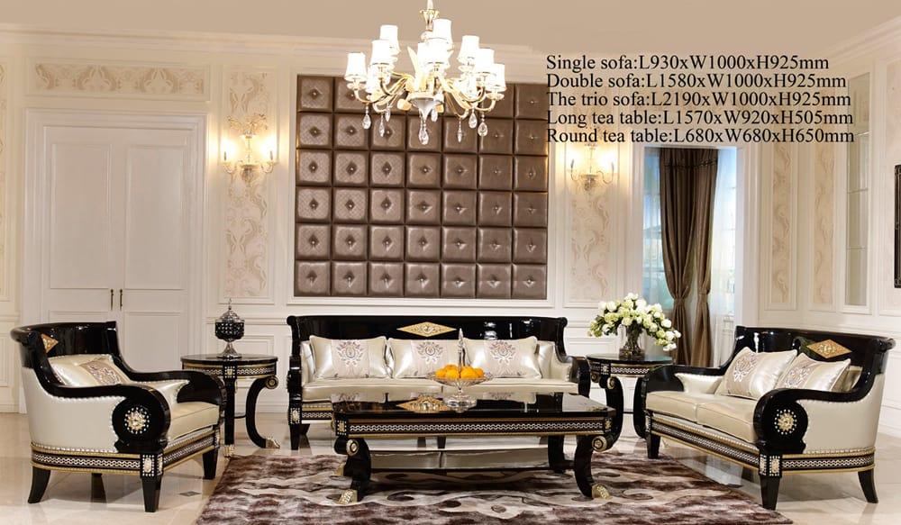 Swarovski Collection Living Room