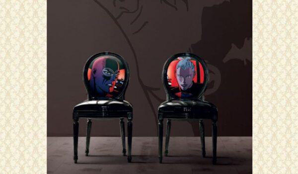 Furniture Art Fiammetta Chairs