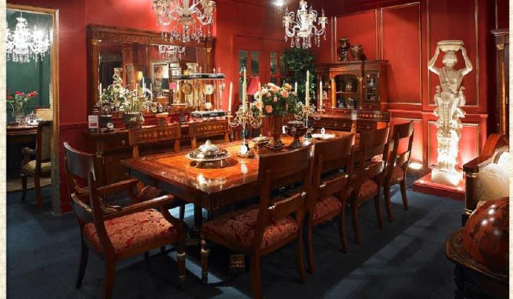 Morpheus Dining Room