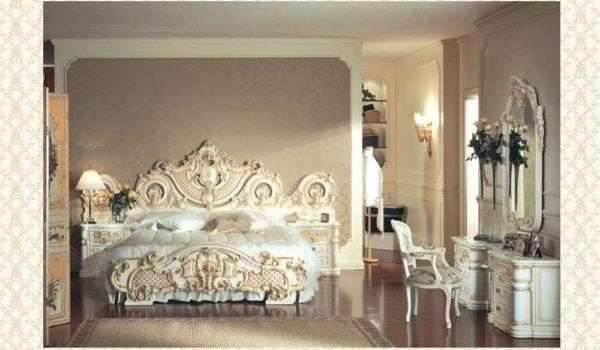 Victorian Niobe Bedroom