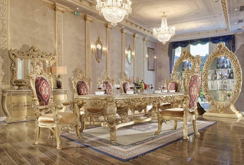 Victorian Dining Room 8086