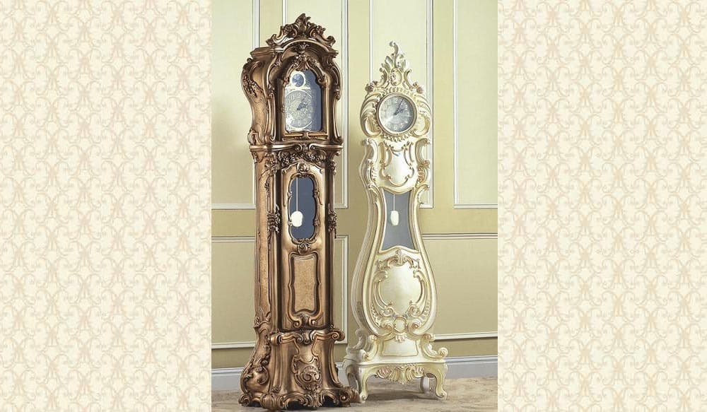 Victorian Grand Father Clock 409-A
