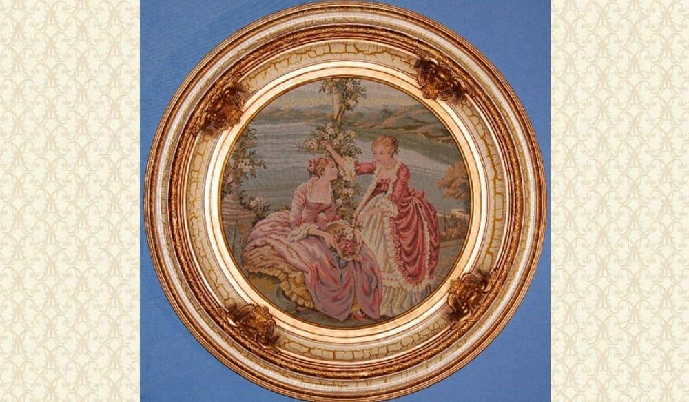 Tapestries & Frame YR110