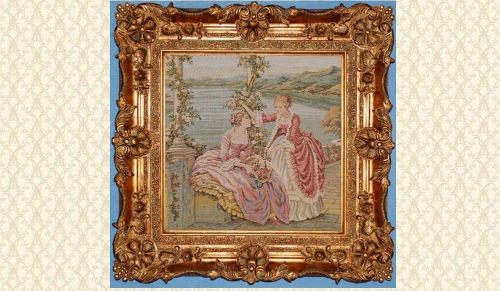 Tapestries & Frame YR32