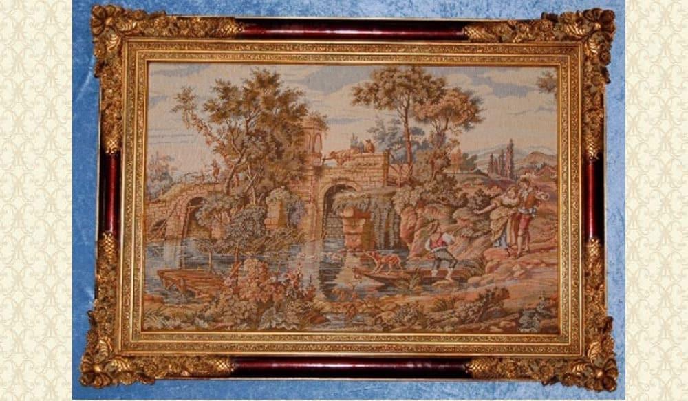 Tapestries & Frame YR90