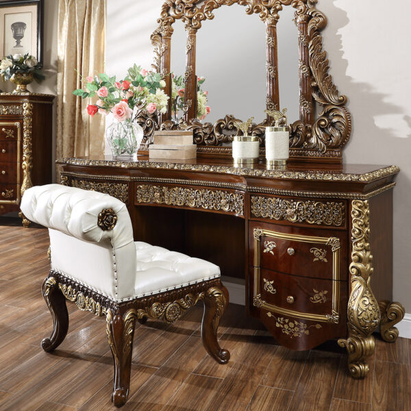 French Provincial K-1803 Bedroom