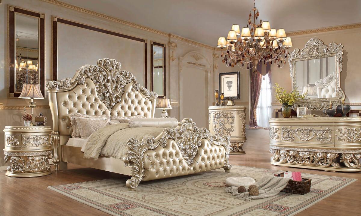 Victorian Bedroom 8022